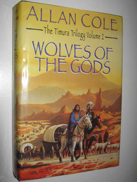 Image for Wolves of the Gods - Timura Trilogy #2