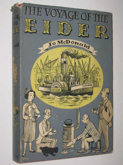 Image for The Voyage of the Eider
