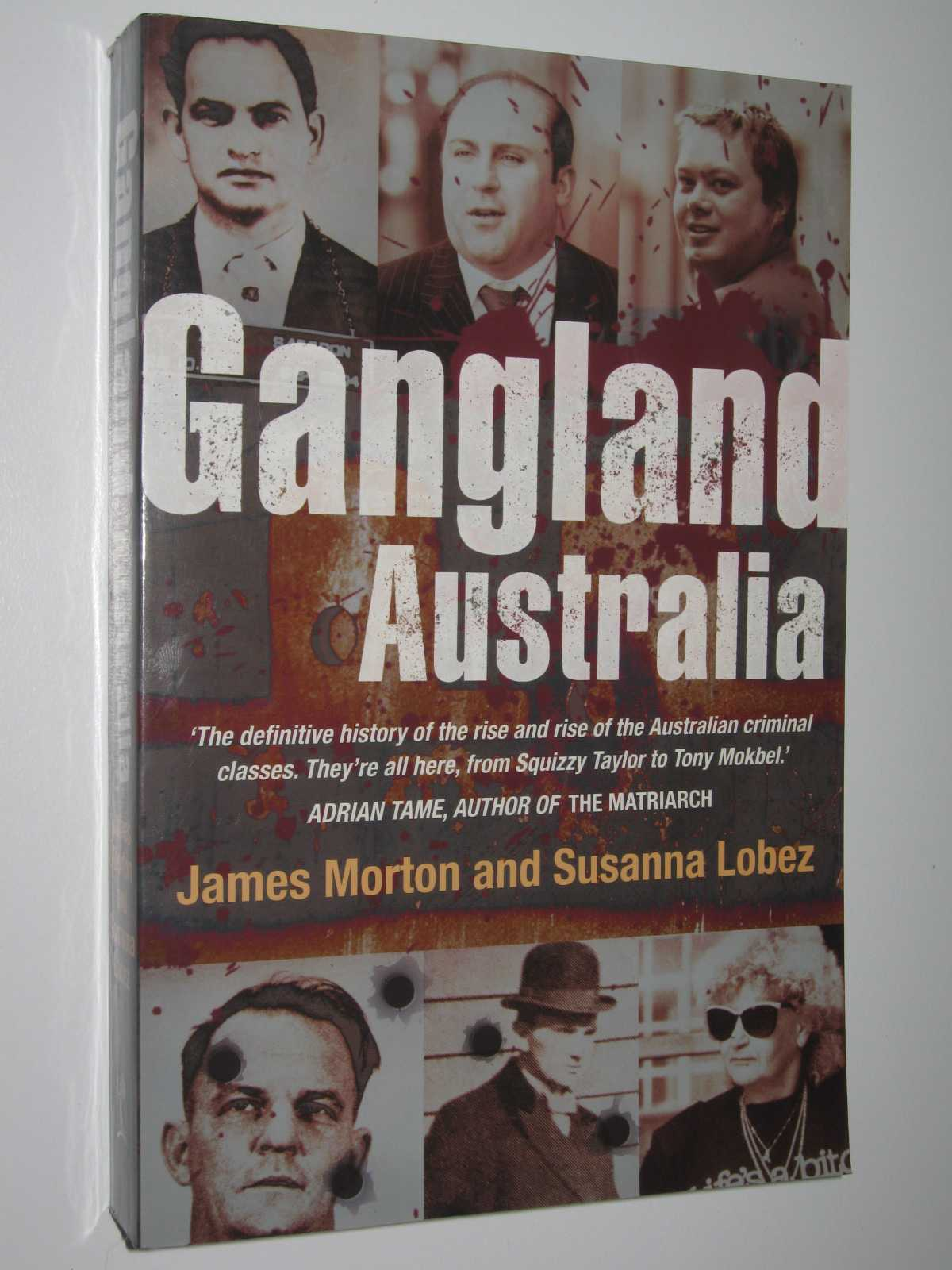 Image for Gangland Australia : Colonial Criminal to the Carlton Crew