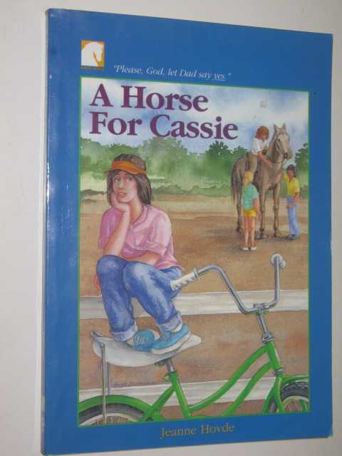 Image for A Horse for Cassie