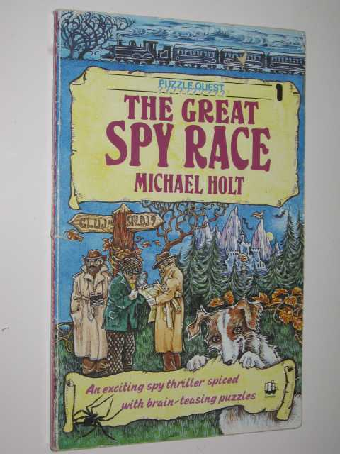 Image for The Great Spy Race