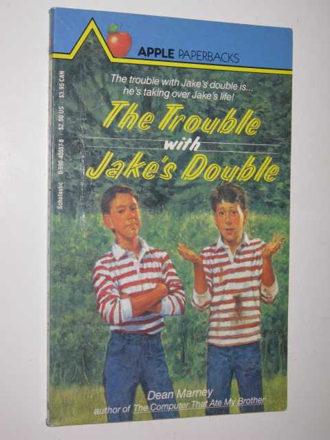 Image for The Trouble With Jake's Double