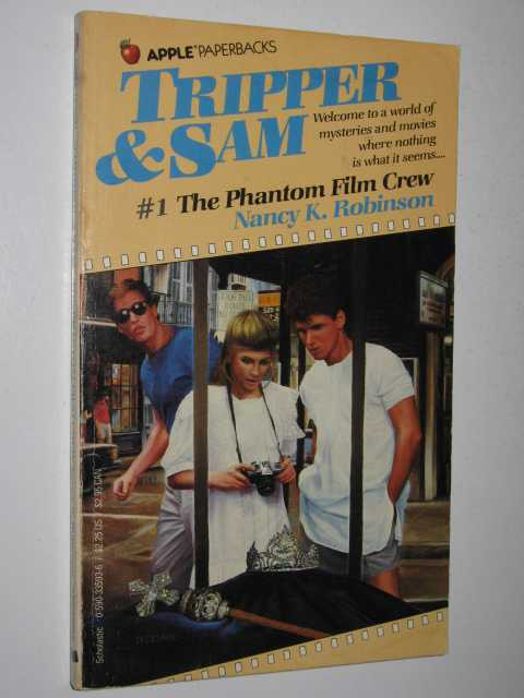 Image for The Phantom Film Crew - Tripper & Sam Series #1