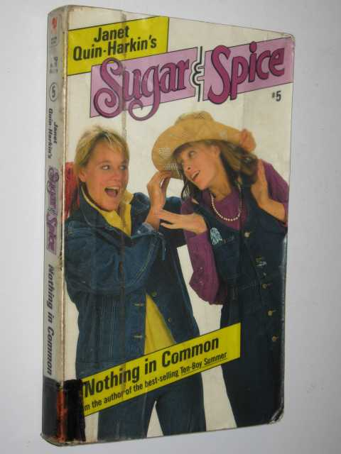 Image for Nothing in Common - Sugar & Spice Series #5