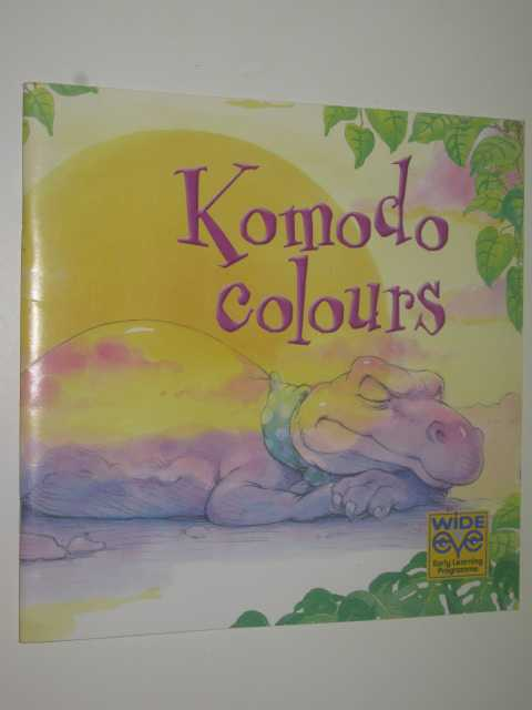 Image for Komodo Colours