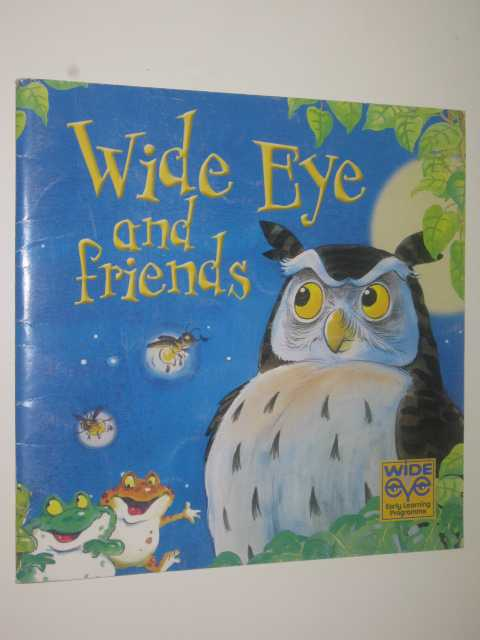 Image for Wide Eye and Friends