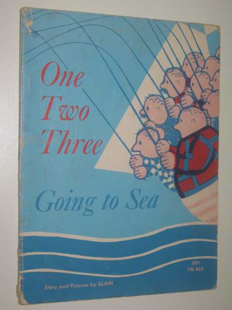 Image for One Two Three Going to Sea : An Adding and Subtracting Book