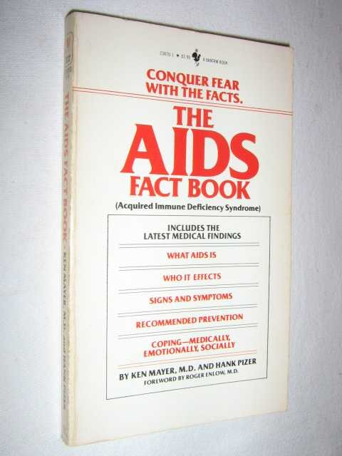 Image for The AIDS Fact Book
