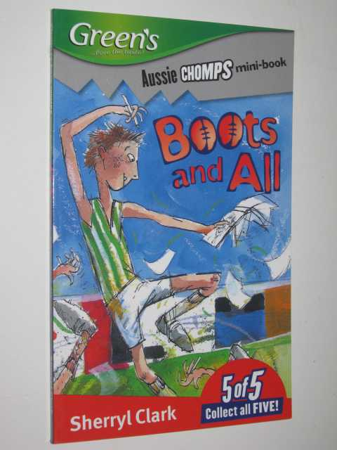 Image for Boots and All - Aussie Chomps mini-book Series