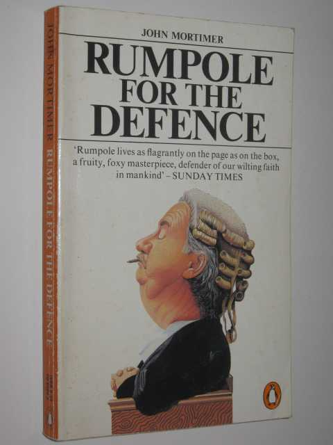 Image for Rumpole for the Defence