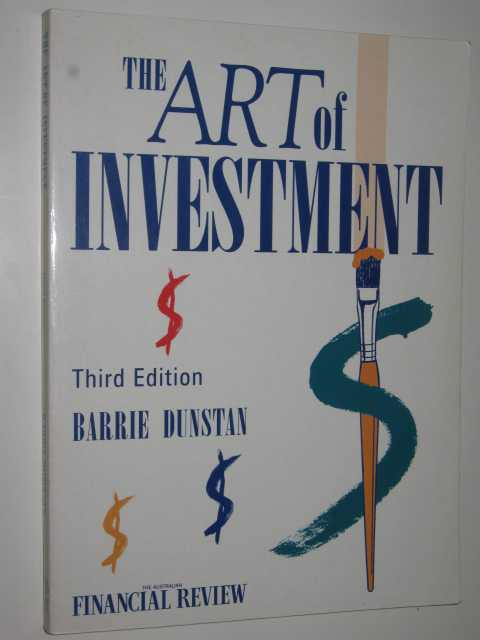Image for The Art of Investment