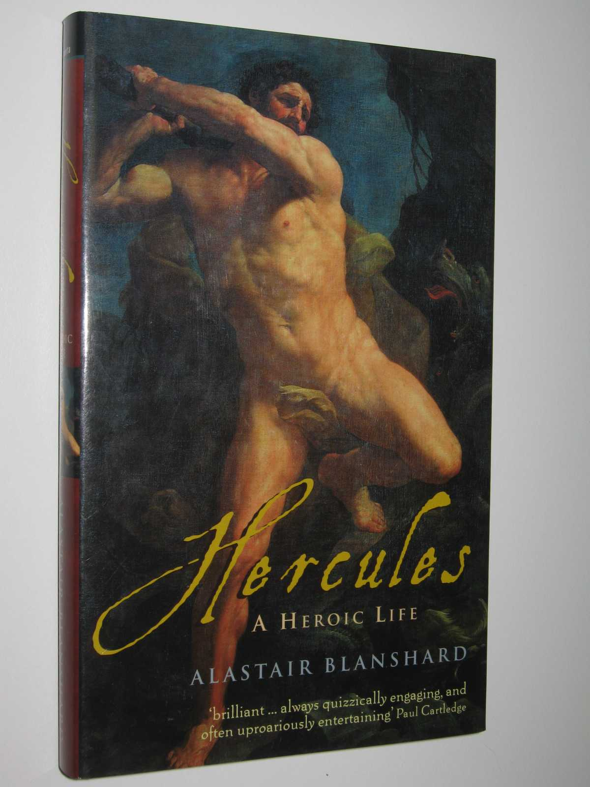 Image for Hercules : Scenes from a Heroic Life