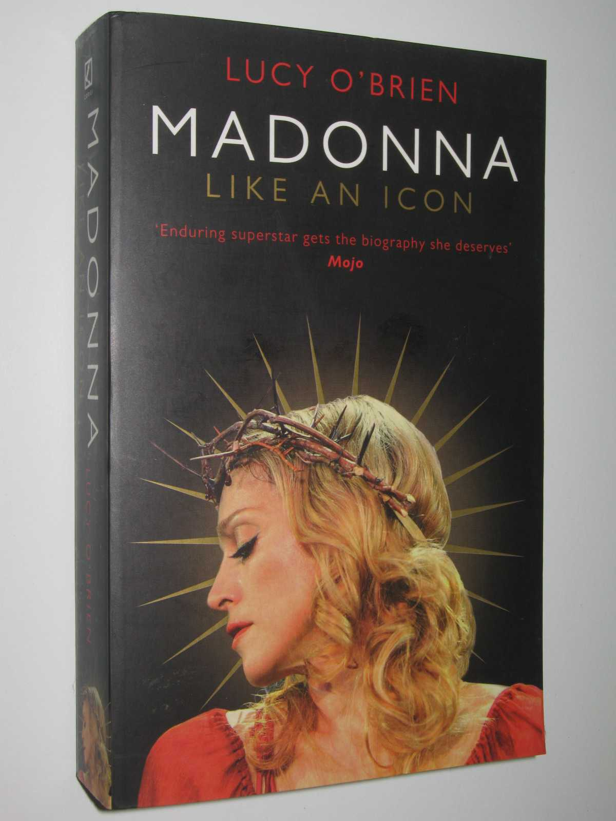 Image for MADONNA: Like an Icon