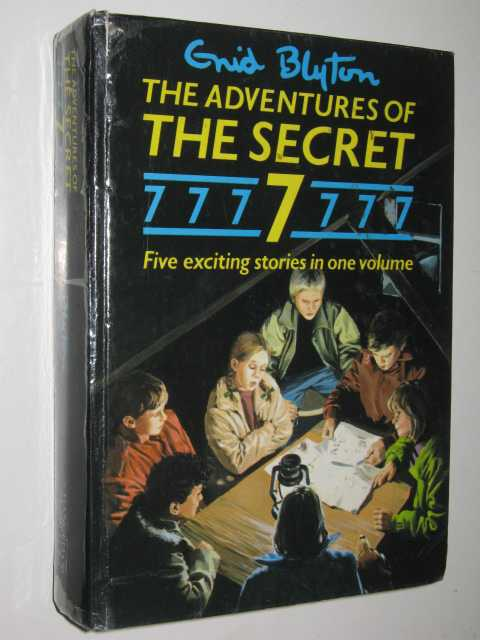 Image for The Adventures of the Secret 7 : Five Exciting Stories in One Volume
