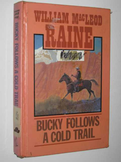 Image for Bucky Follows a Cold Trail