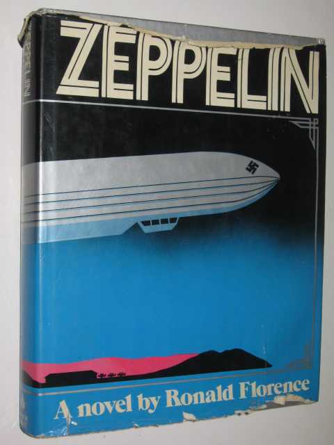Image for Zeppelin: a Novel