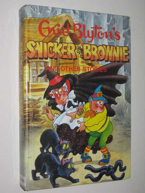 Image for Snicker the Brownie and Other Stories