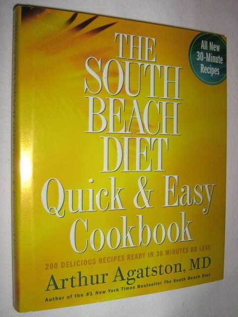 Image for The South Beach Diet Quick and Easy Cookbook