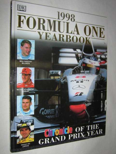 Image for 1998 Formula One Yearbook : Chronicle of the Grand Prix Year