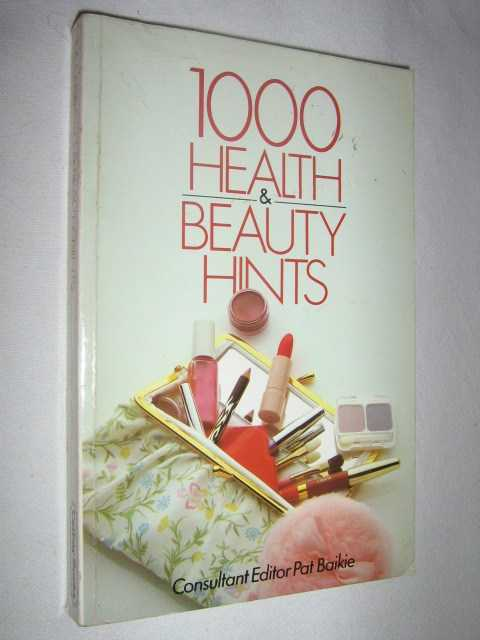Image for 1000 Health and Beauty Hints