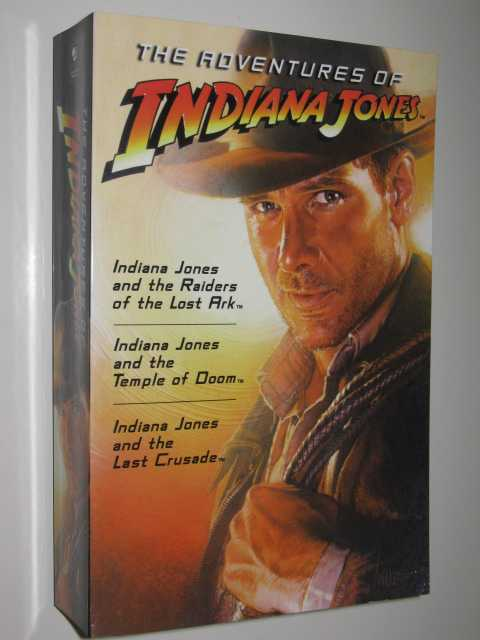 Image for The Adventures of Indiana Jones : Raiders of the Lost Ark / Temple of Doom / Last Crusade