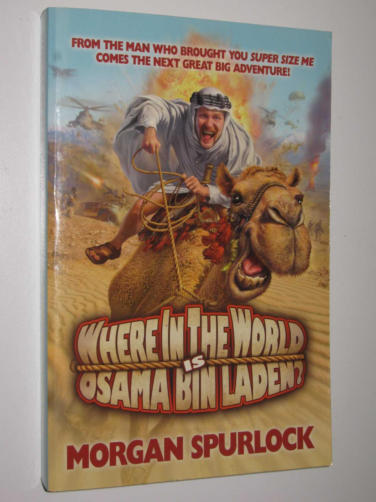 Image for Where in the World is Osama Bin Laden