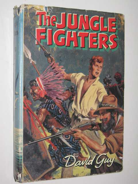 Image for The Jungle Fighters