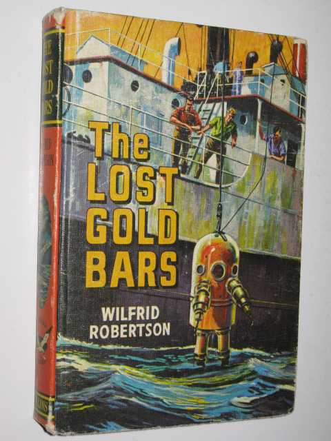 Image for The Lost Gold Bars