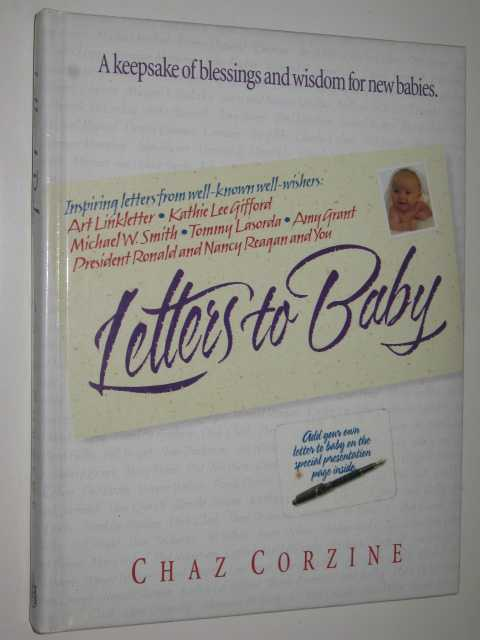 Image for Letters to Baby : A Keepsake of Blessings and Wisdom for New Babies