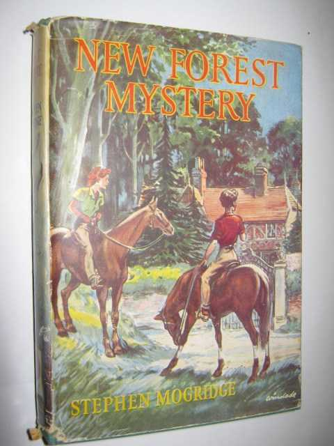 Image for New Forest Mystery