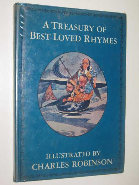 Image for A Treasury of Best Loved Rhymes