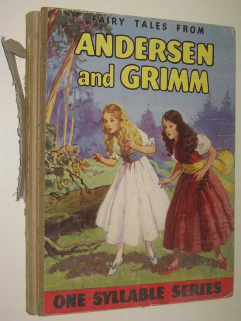 Image for Fairy Tales from Andersen and Grimm