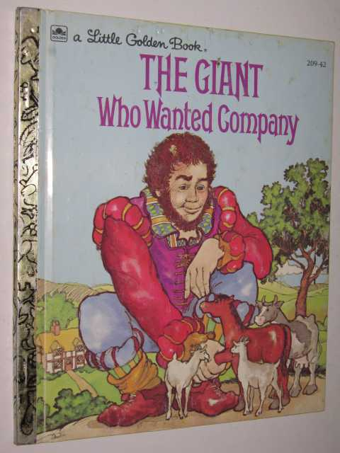 Image for The Giant Who Wanted Company