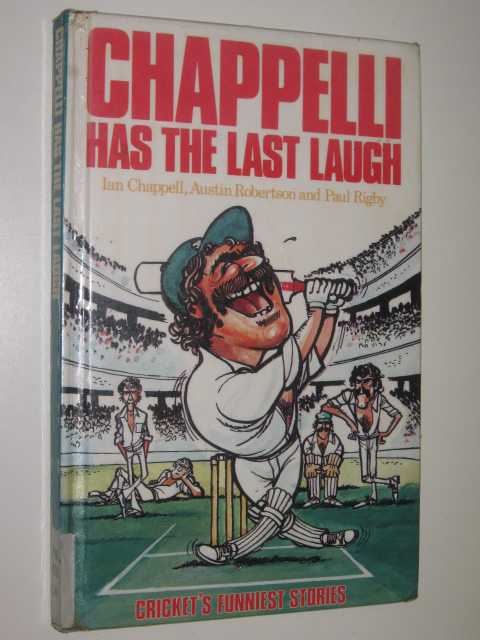 Image for Chapelli Has the Last Laugh