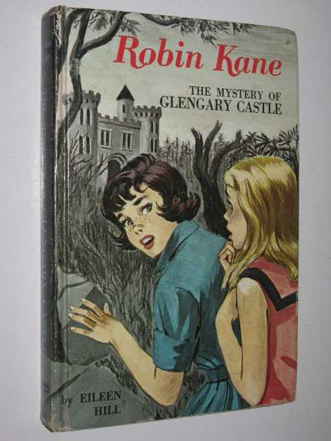 Image for The Mystery of Glengary Castle - Robin Kane Series #3
