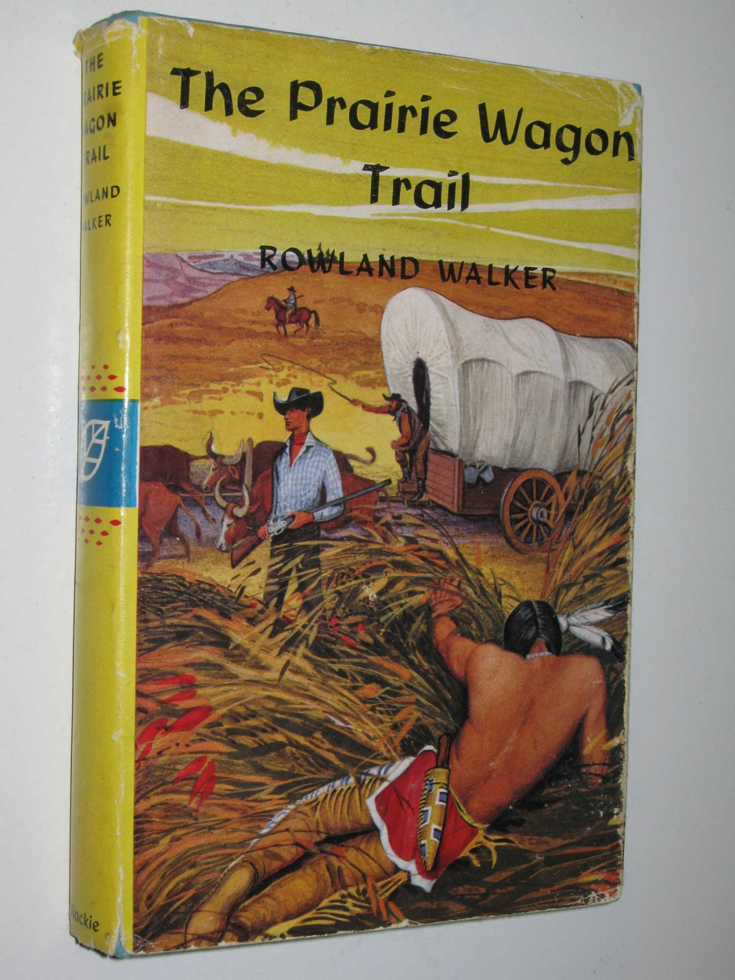 Image for The Prairie Wagon Trail
