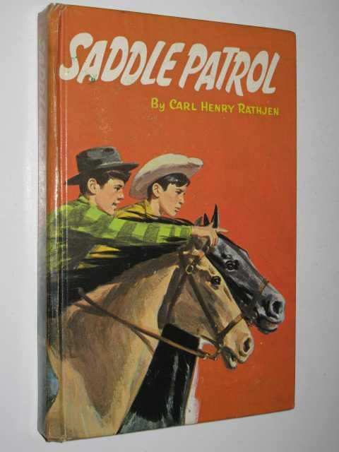 Image for Saddle Patrol