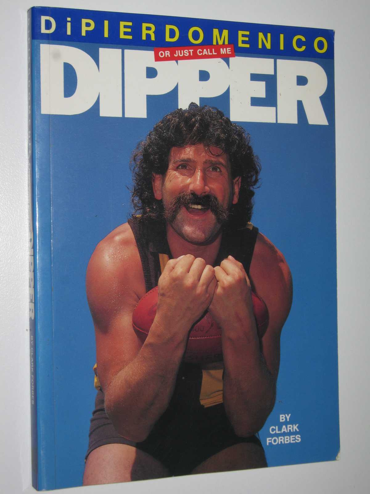 Image for DiPierdomenico : Or Just Call Me Dipper