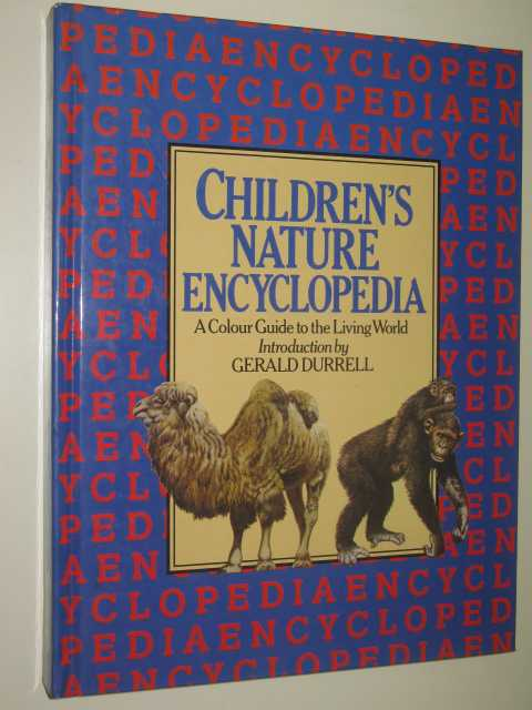 Image for Children's Nature Encyclopaedia