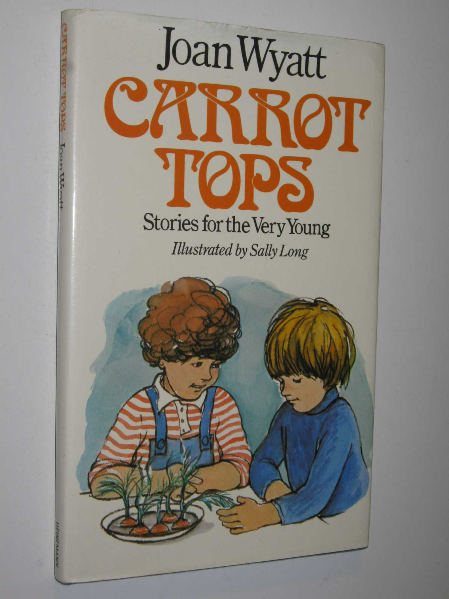 Image for Carrot Tops : Stories for the Very Young