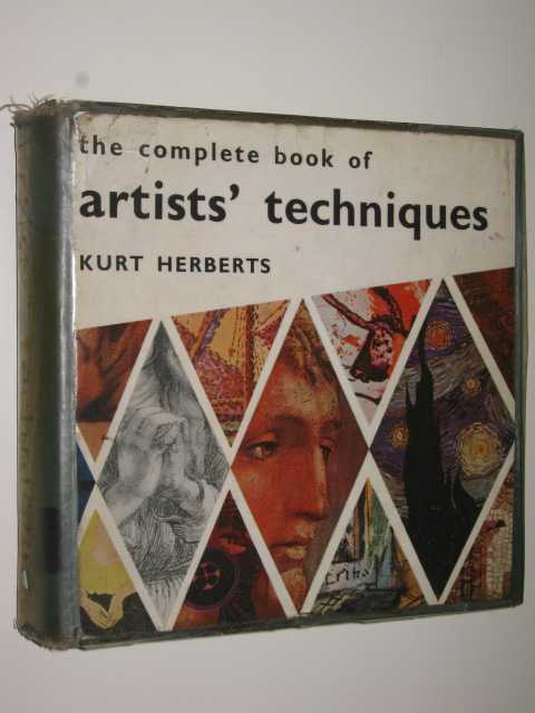 Image for The Complete Book of Artists' Techniques