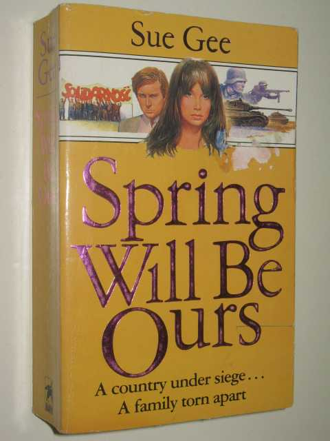 Image for Spring Will Be Ours