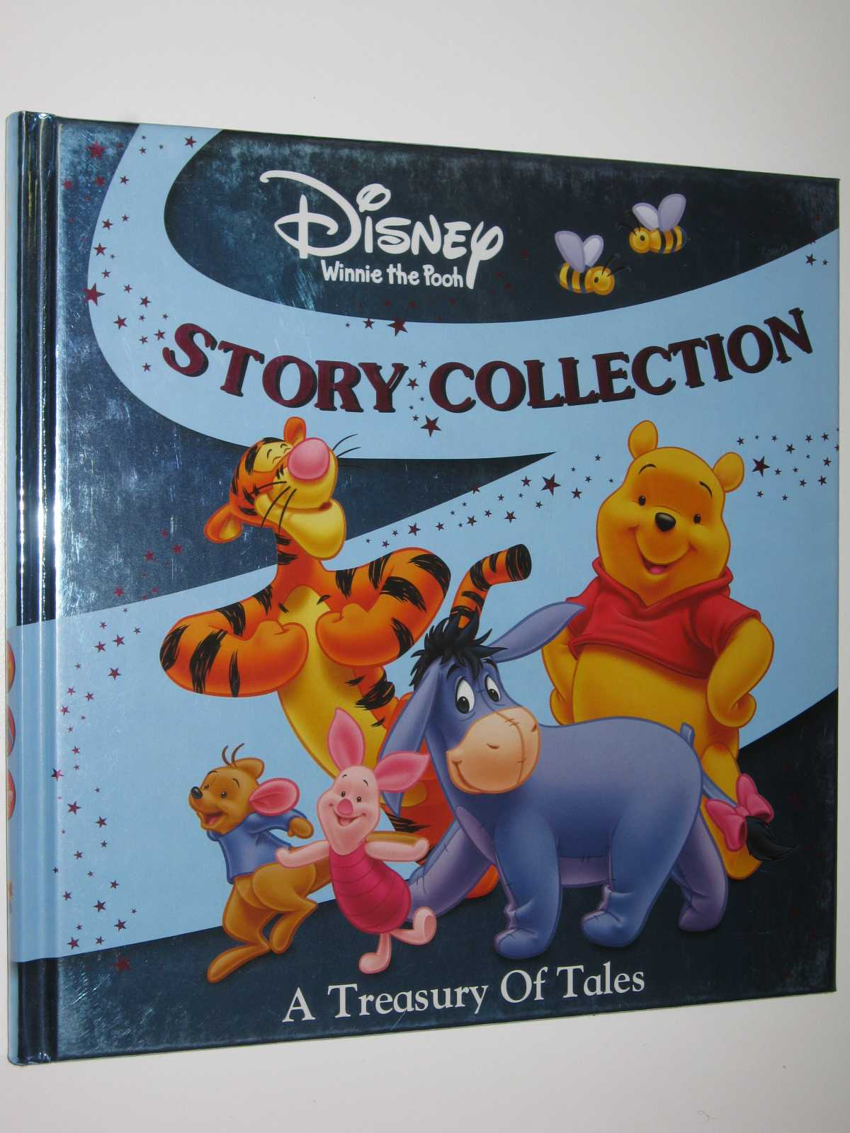 Image for Disney Winnie the Pooh Story Collection - A Treasury of Tales Series