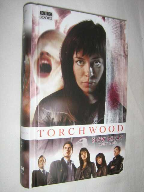 Image for Slow Decay - Torchwood Series