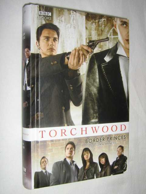 Image for Border Princes - Torchwood Series