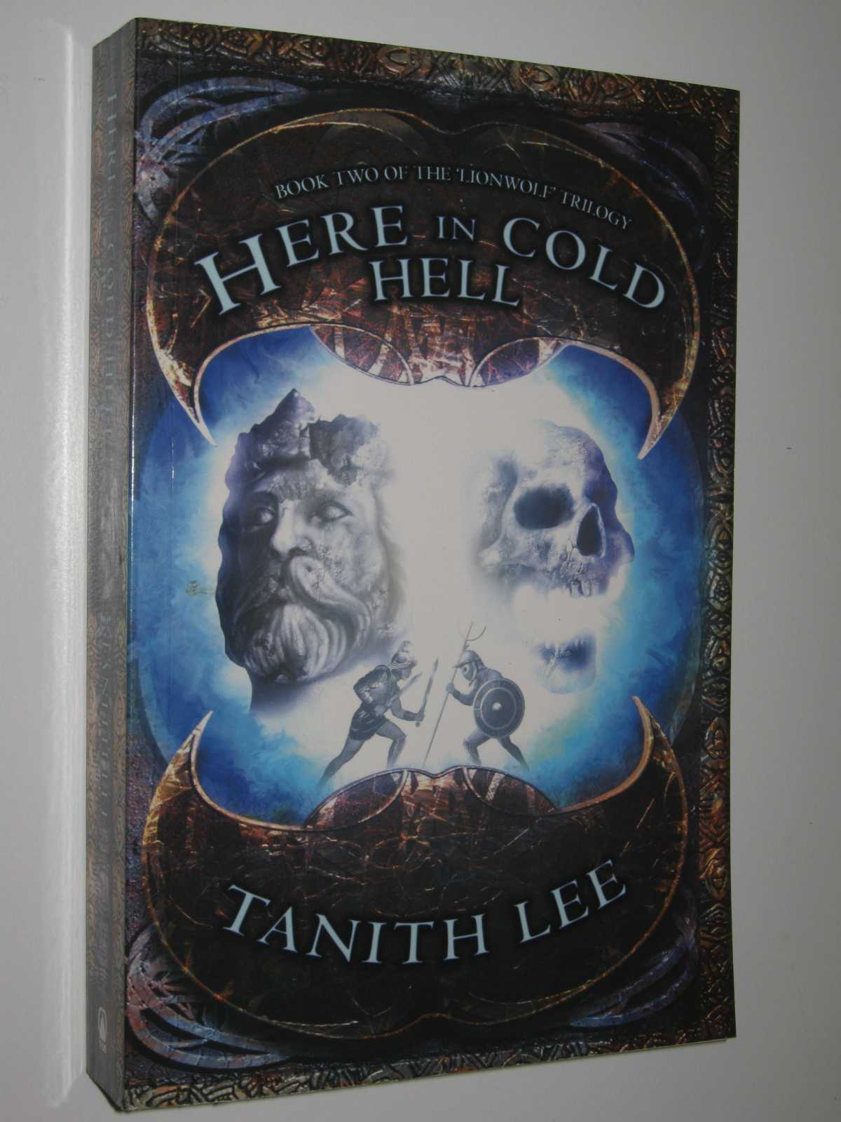 Image for Here in Cold Hell - Lionwolf Trilogy #2