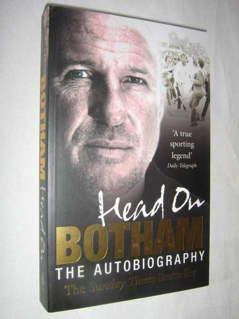 Image for Head On: Botham : The Autobiography