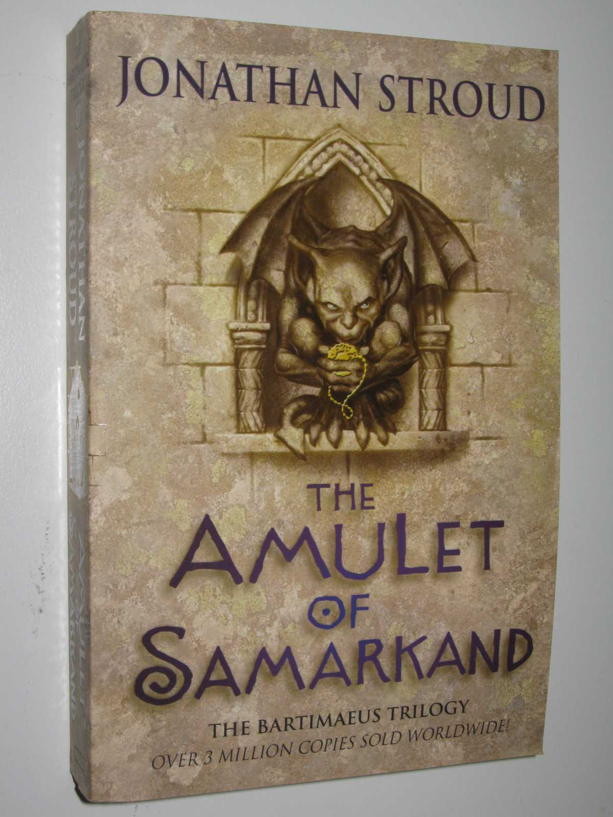 Image for The Amulet of Samarkand - Bartimaeus Trilogy #1