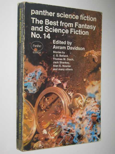 Image for The Best from Fantasy and Science Fiction #14