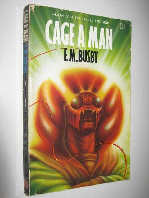 Image for Cage a Man